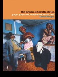 کتاب The Drama of South Africa