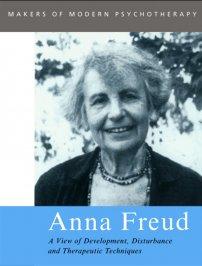 کتاب Anna Freud