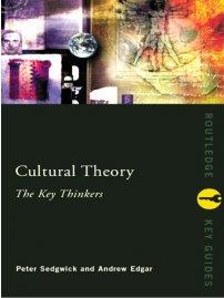 کتاب Cultural Theory