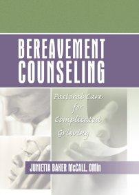 کتاب Bereavement Counseling