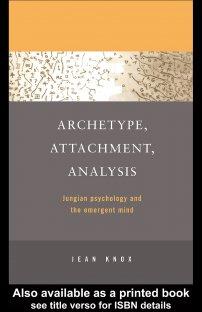 کتاب Archetype, Attachment, Analysis