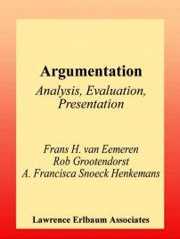کتاب Argumentation