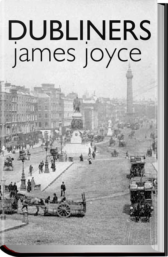کتاب Dubliners