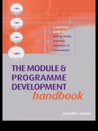 کتاب The Module and Programme Development Handbook