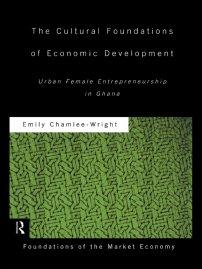 کتاب The Cultural Foundations of Economic Development
