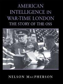 کتاب American Intelligence in War-time London