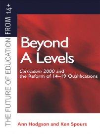 کتاب Beyond A-levels
