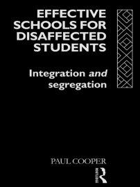 کتاب Effective Schools for Disaffected Students