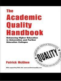 کتاب Academic Quality Handbook Rb