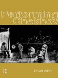کتاب Performing Chekhov