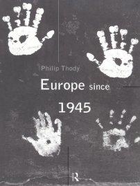 کتاب Europe Since 1945