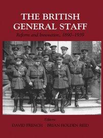 کتاب British General Staff
