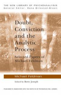 کتاب Doubt, Conviction and the Analytic Process