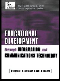 کتاب Educational Development Through Information and Communications Technology