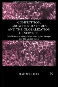 کتاب Competition, Growth Strategies and the Globalization of Services