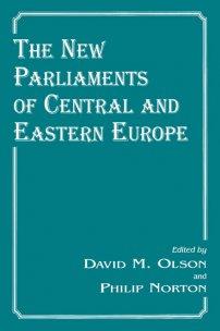 کتاب The New Parliaments of Central and Eastern Europe