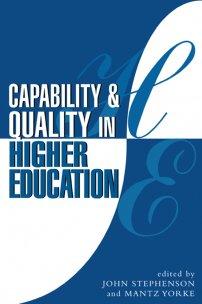 کتاب Capability and Quality in Higher Education