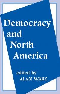 کتاب Democracy and North America