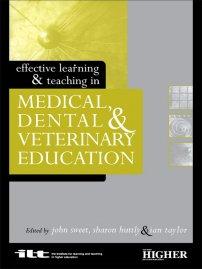 کتاب Effective Learning and Teaching in Medical, Dental and Veterinary Education