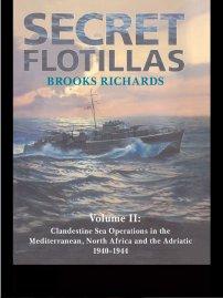 کتاب Secret Flotillas