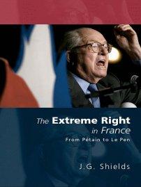 کتاب The Extreme Right in France