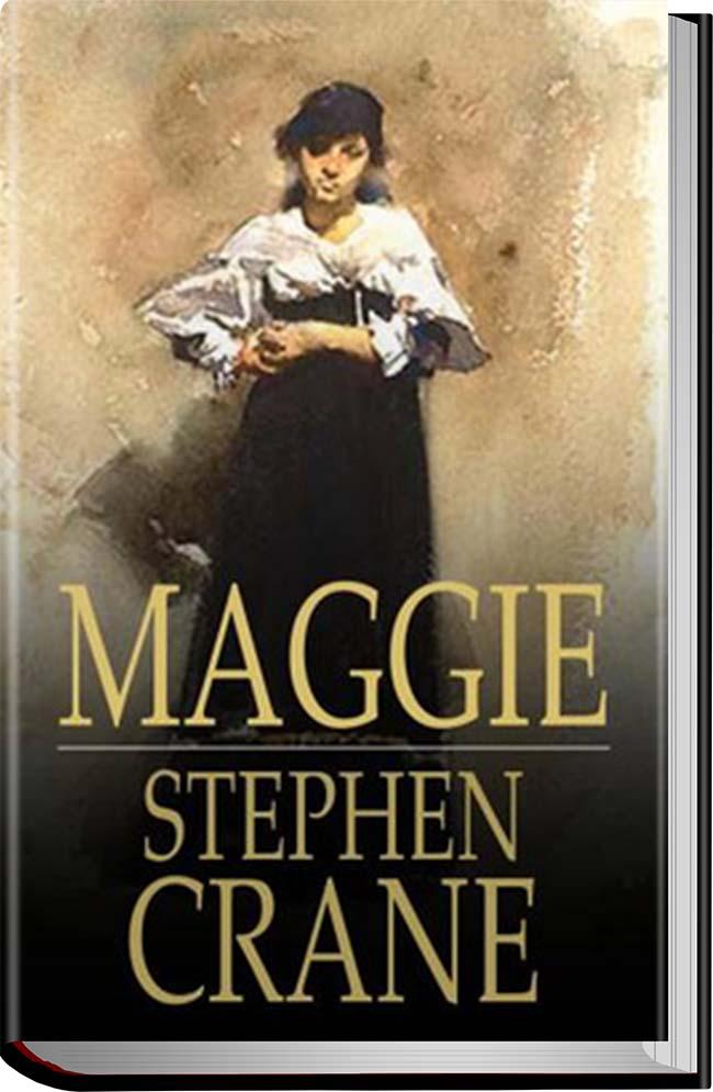 کتاب Maggie a Girl of the Street