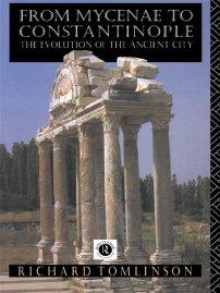 کتاب From Mycenae to Constantinople