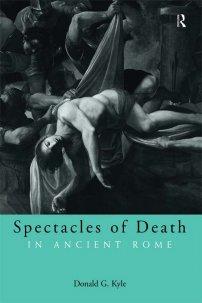 کتاب Spectacles of Death in Ancient Rome