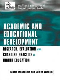 کتاب Academic and Educational Development