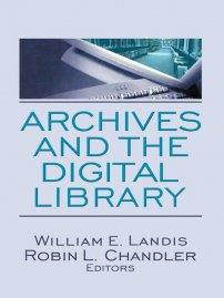 کتاب Archives and the Digital Library
