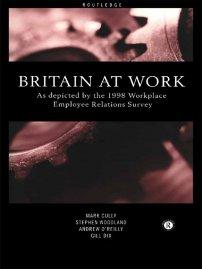 کتاب Britain At Work