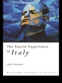 کتاب The Fascist Experience in Italy