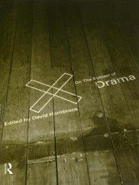 کتاب On the Subject of Drama