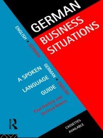 کتاب German Business Situations