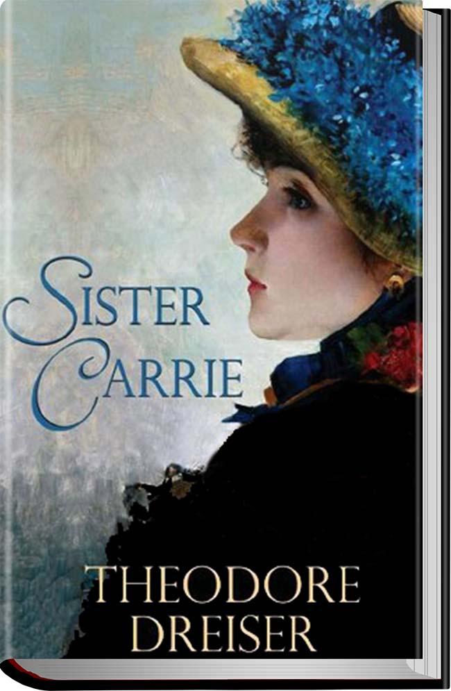 کتاب Sister Carrie