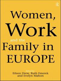 کتاب Women, Work and the Family in Europe