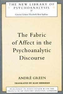 کتاب The Fabric of Affect in the Psychoanalytic Discourse
