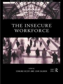 کتاب The Insecure Workforce