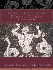کتاب Hellenistic and Roman Sparta