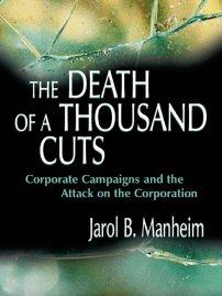 کتاب The Death of A Thousand Cuts