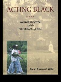 کتاب Acting Black