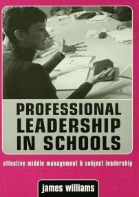 کتاب Professional Leadership in Schools