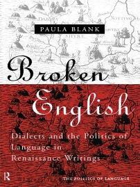 کتاب Broken English
