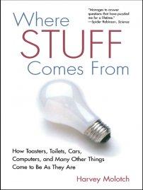 کتاب Where Stuff Comes From