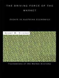 کتاب The Driving Force of the Market