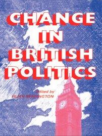 کتاب Change In British Politics