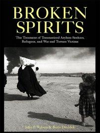 کتاب Broken Spirits