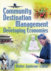 کتاب Community Destination Management in Developing Economies