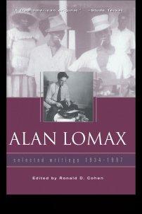 کتاب Alan Lomax