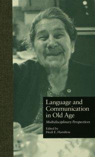 کتاب Language and Communication in Old Age